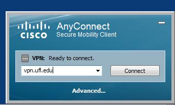 VPN Address