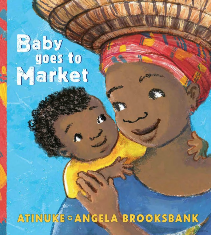 Baby Goes to Market by Atinuke on the Grade K Reading List