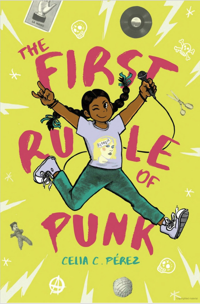 First Rule of Punk by Celia C. Perez on the Grade 6 Reading List