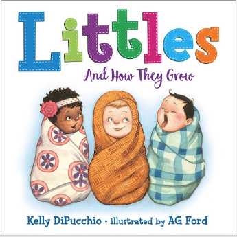 Littles and How They Grow by Kelly DiPucchio on the Grade Pre-K Reading List