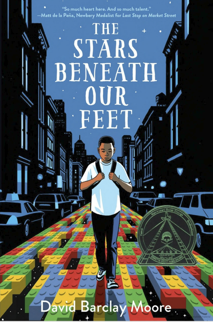The Stars Beneath Our Feet by David Barclay Moore on the Grades 7-8 Reading List