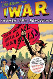 illustrated cover art for the film Woman Art Revolution