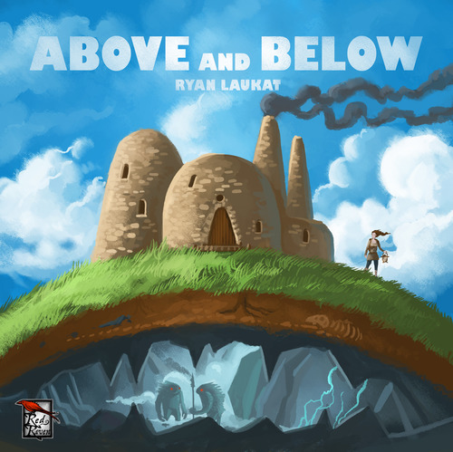 Above and Below box cover art