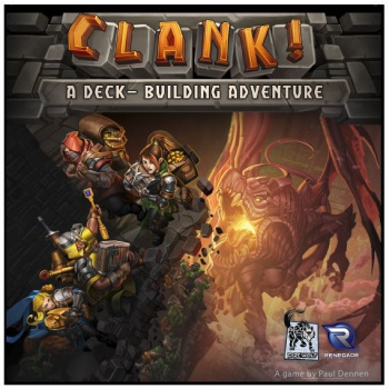 Clank! box cover art