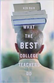 Book cover for What the Best College Teachers Do