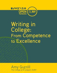 Writing In College: From Competence to Excellence Textbook