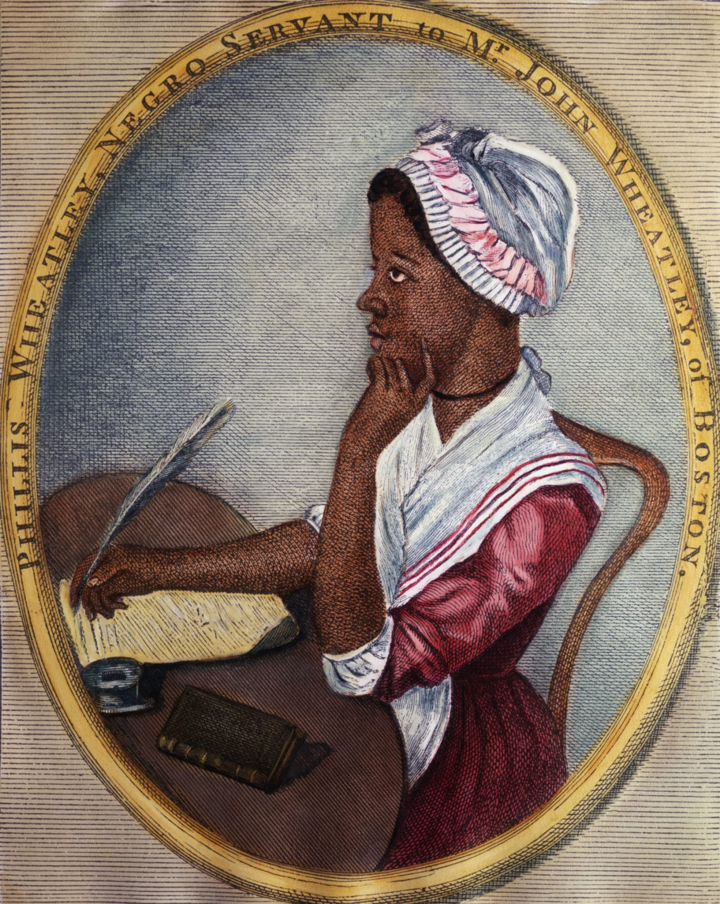 Phillis Wheatley, Early American Poet, Getty Images