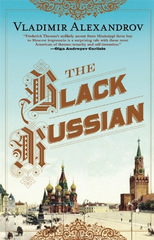 Cover of the book The Black Russian by Vladimir Alexandrov