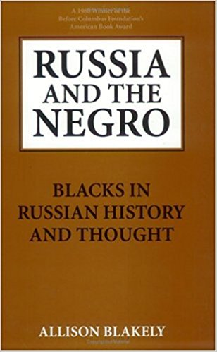 Cover of the book Russia and the Negro by Allison Blakely