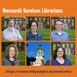 Research Services librarians