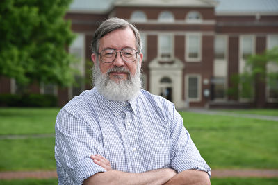 Jim Van Fleet, Personal Librarian, Smith Hall