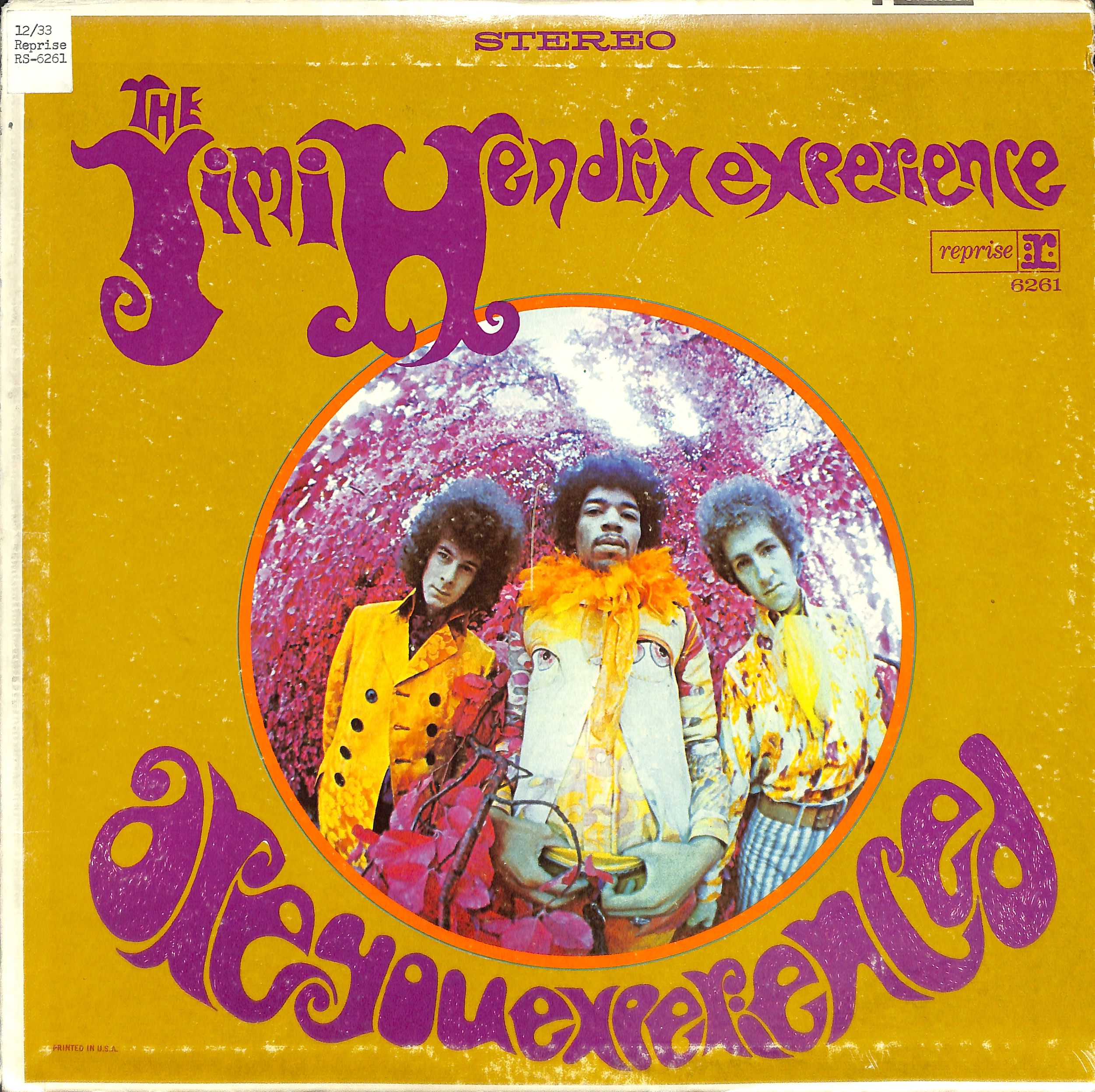 Are You Experienced? Cover