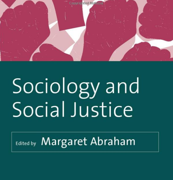 Cover of the book Sociology and Social Justice