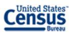U. S. Census Bureau logo