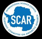 Scientific committee on Antarctic research logo