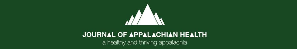 Journal of Appalachian Health banner image