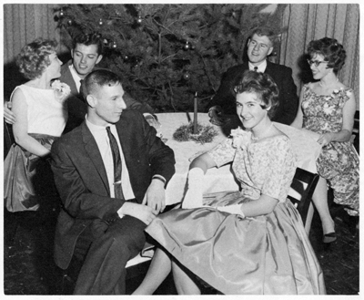 1962 Winter Tinsel Ball
