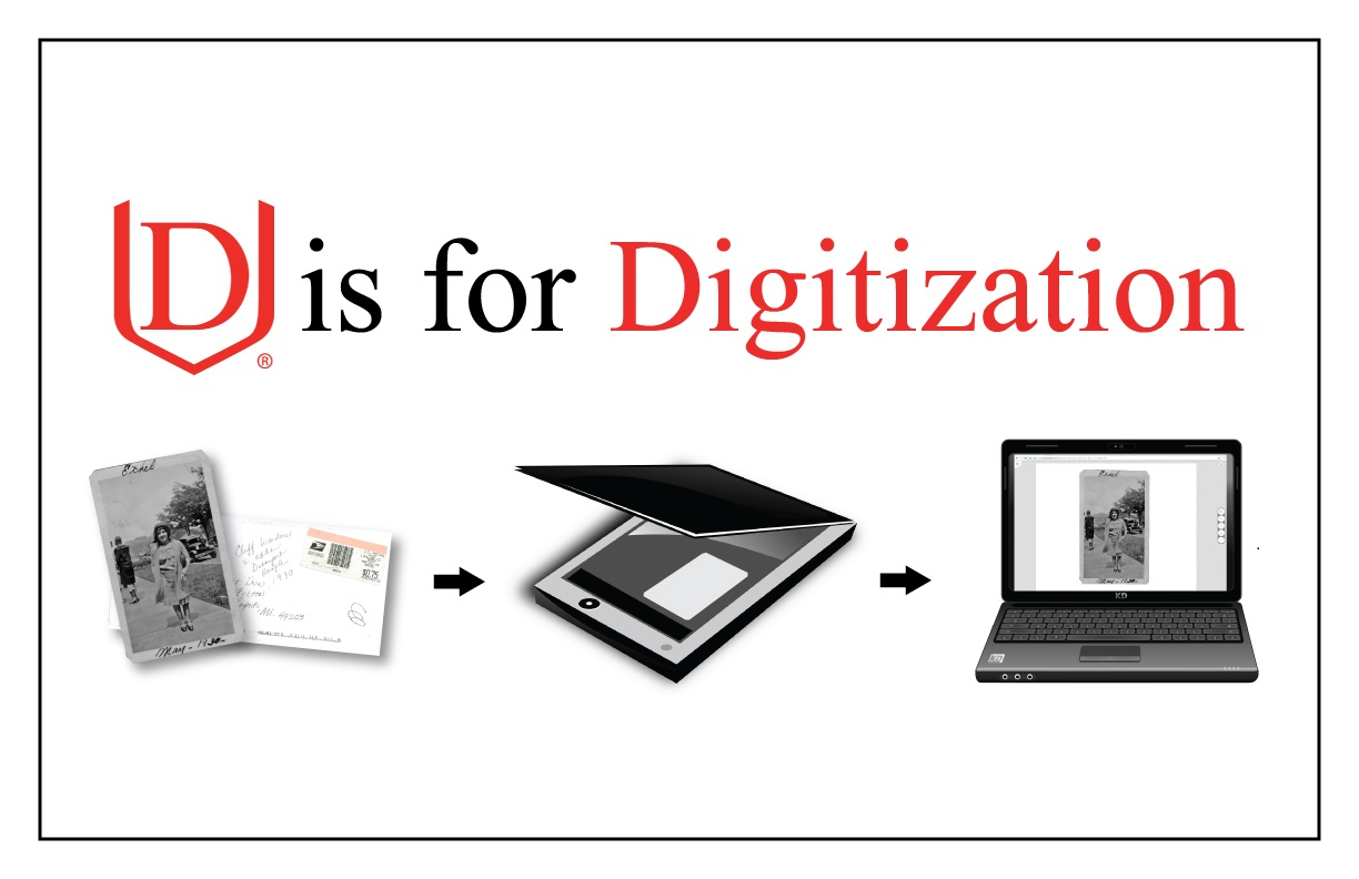 D is for Digitization