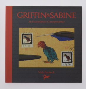 Front Cover of Griffin & Sabine