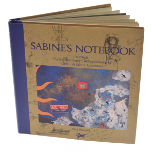 Front cover of Sabine's Notebook