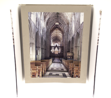 Worcester Cathedral opened