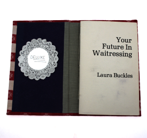 image of your future in waitressing by laura buckles