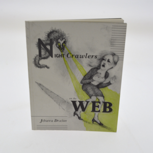 Front cover of Night Crawlers on the Web