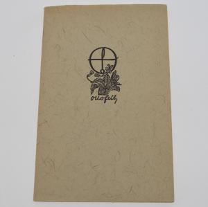 Front cover of Bloemen in het werk