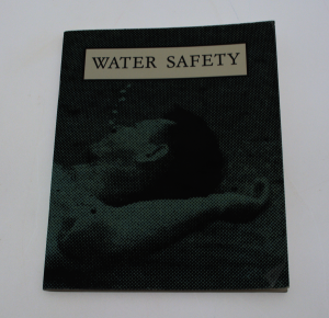 cover image of water safety by ann fessler