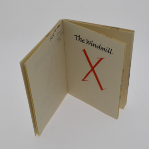 page image of exercise x by ian hamilton finlay and others