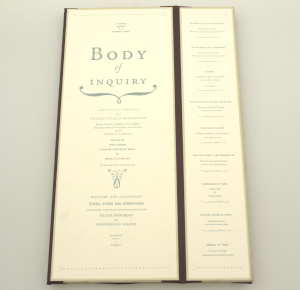 cover image of body of inquiry by casey gardner