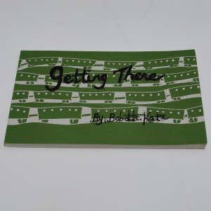 Front cover of Getting There