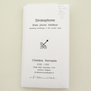 Front cover of Strokephone