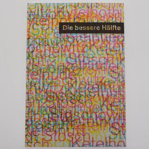 Exterior cover of Die Bessere Halfte