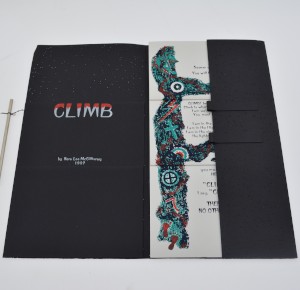 cover image of climb by nora lee mcgillivray