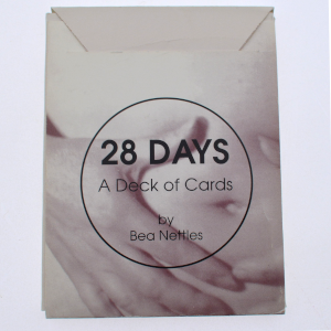 image of cover of 28 days by bea nettles