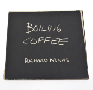 cover image of boiling coffee by richard nonas