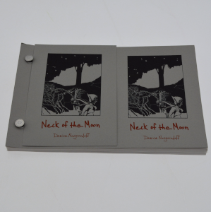 The front cover of Neck of the Moon