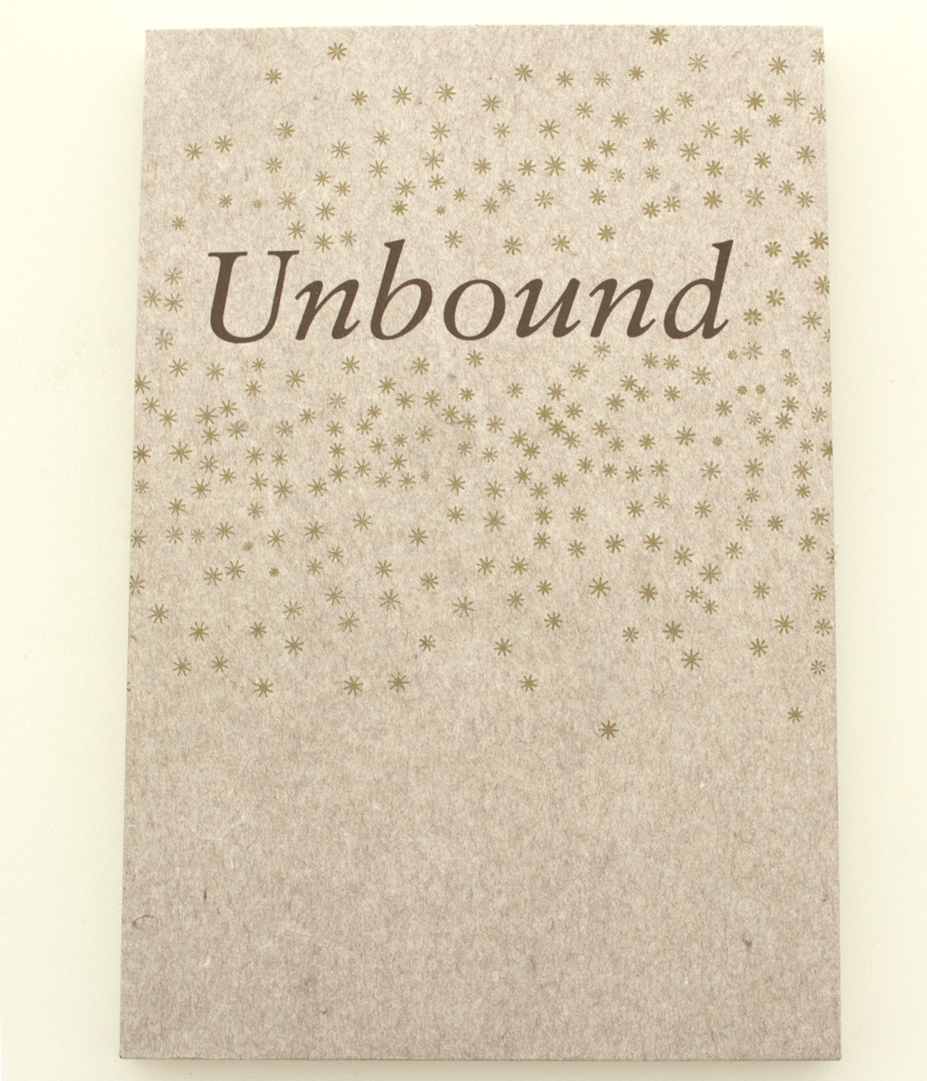 cover image of unbound by jessica peterson