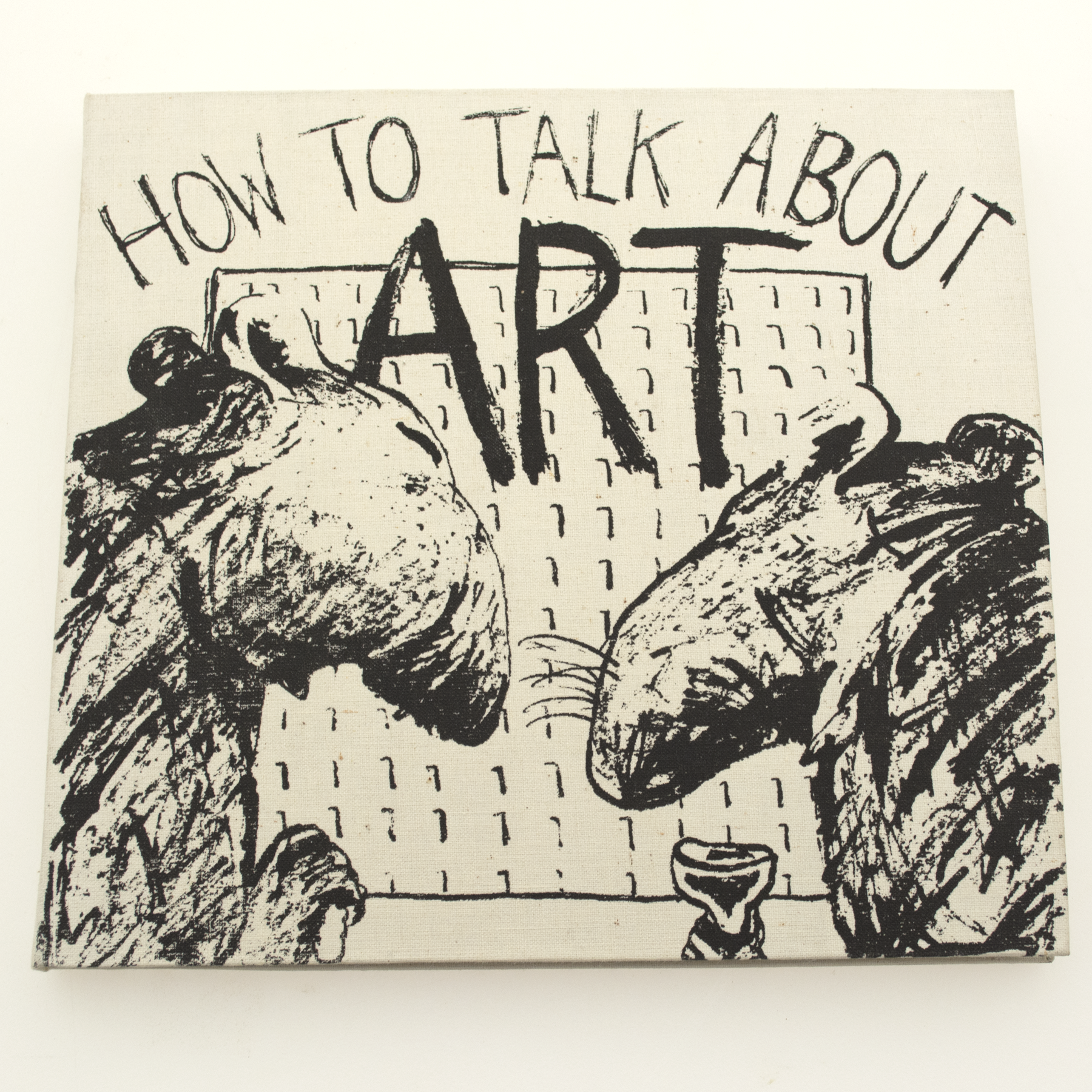 Front Cover of How To Talk About Art