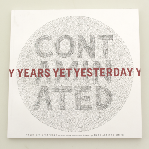 cover image of years yet yesterday by mark addison smith
