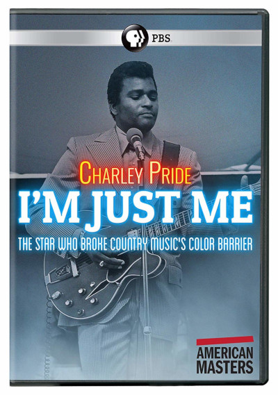 Charley Pride: I'm Just Me movie cover