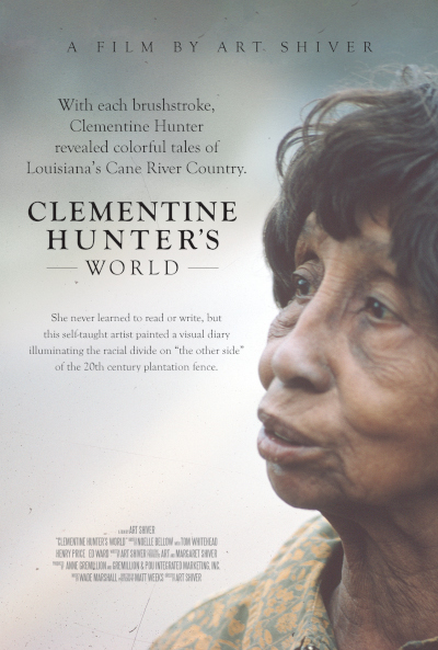 Clementine Hunter's World movie cover