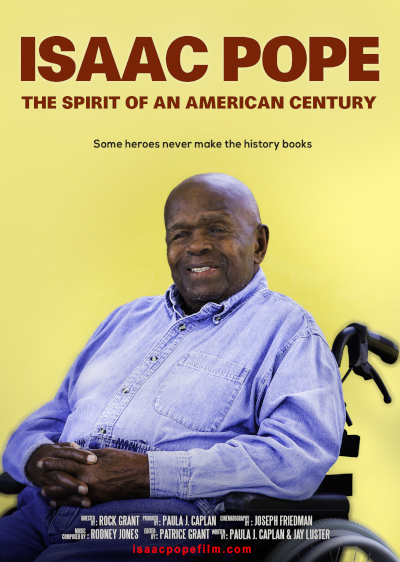 Isaac Pope: The Spirit of an American Century movie cover