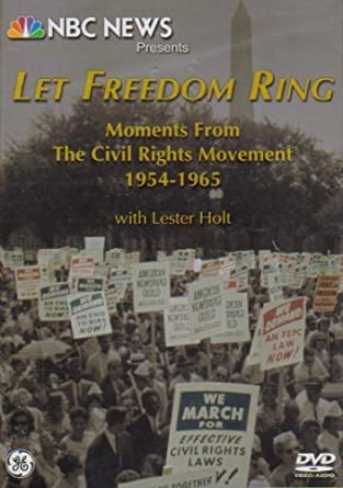 Let Freedom Ring: Moments from the Civil Rights Movement, 1954–1965 cover image