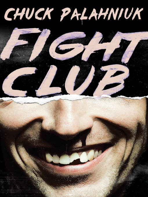 Fight Club Book Cover