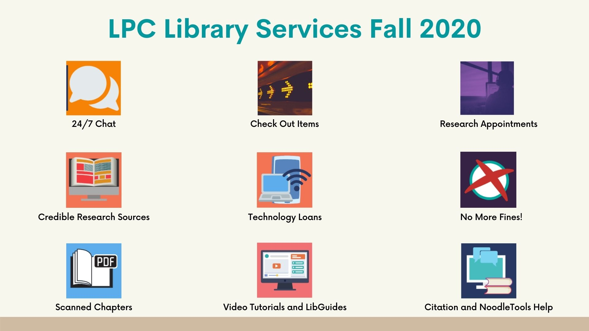 LPC Library Services