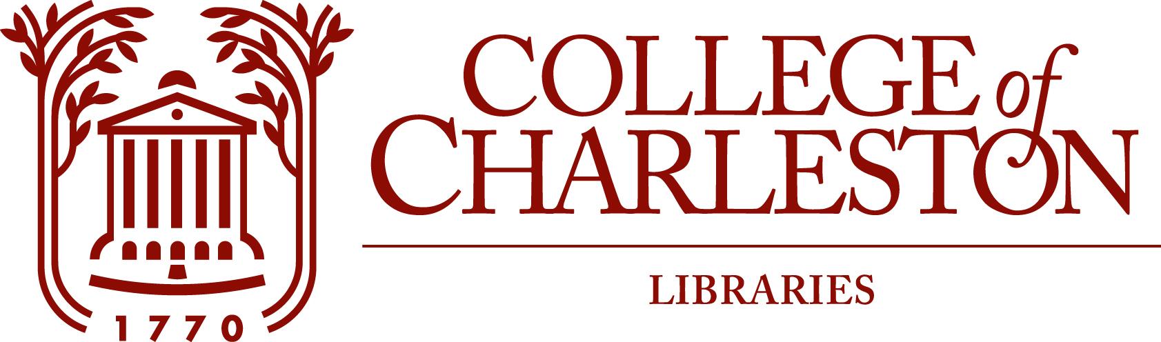 College of Charleston Libraries logo