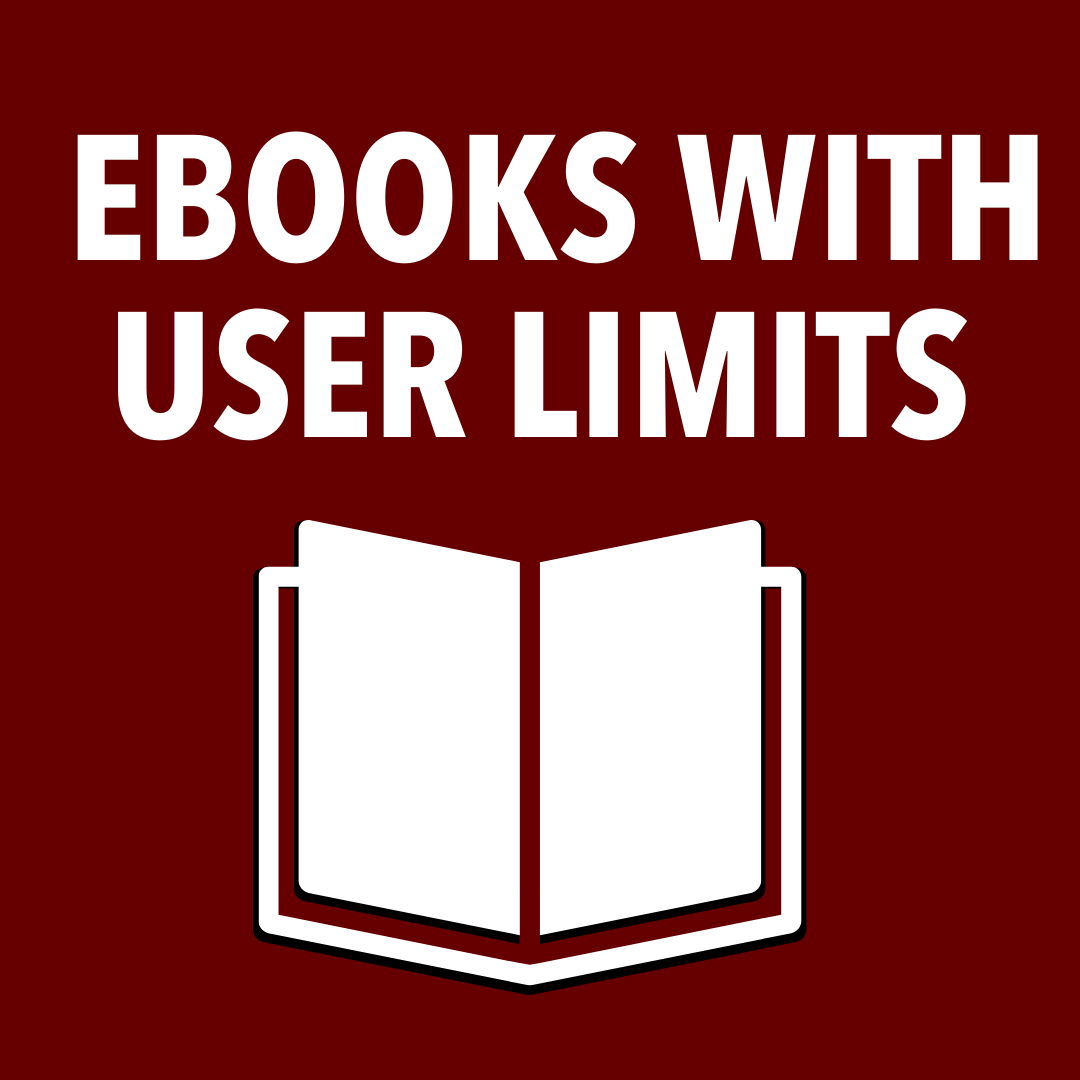 eBooks with User Limits