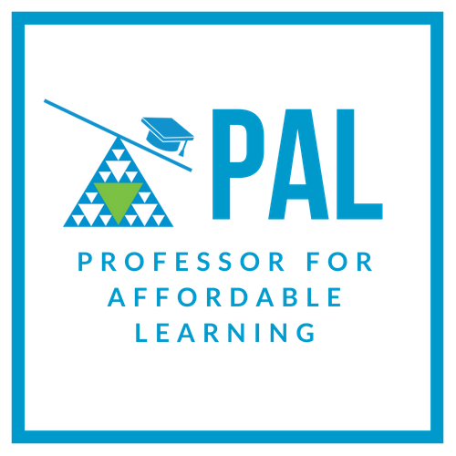 Professor for Affordable Learning